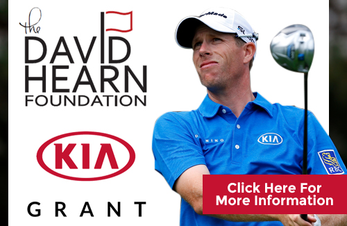 David Hearn Foundation: KIA